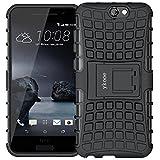 ykooe Handys Schutzhülle Ständer für HTC ONE A9 Hülle