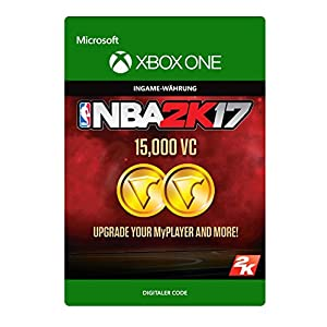 NBA 2K17: 35,000 VC [Xbox One – Download Code]