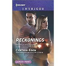 Reckonings (Harlequin Large Print Intrigue) by Cynthia Eden (2015-09-15)