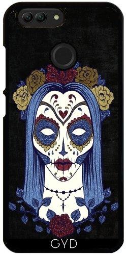 ova 2 - Dunkel Gothic Rose Sugar Skull by Gatterwe (Zucker Schädel-ideen Für Halloween)