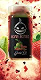 Bomb Bombz: Gods Gift 0mg Strawberry and Kiwi 100ml E-liquid Vape Juice Genuine Fruit