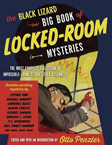 The Black Lizard Big Book of Locked-Room Mysteries: usato  Spedito ovunque in Italia