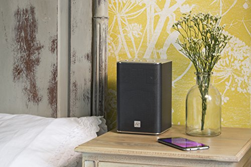 Roberts R-Line S1 Smart Wireless Multi-room Speaker System Bluetooth, Spotify Connect & Internet Radio