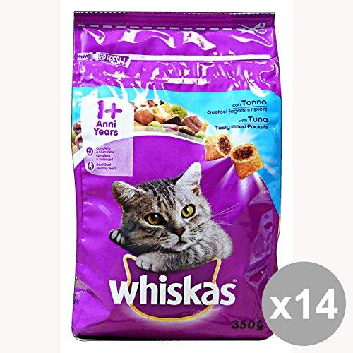 conjunto-de-14-whiskas-350-gr-mojama-fagottini-reparacion-ieni-comida-para-gatos