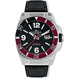 MONDIA SWISS MASTER relojes hombre MS 200-1BK-CP