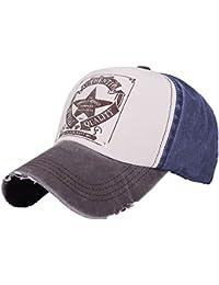 Baseball Cap Bonnet STAR Chapeau Sport Casquette Snapback Hip-Hop Snap Back Trucker