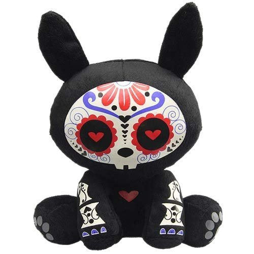 Skelanimals Day of the Dead Rabbit (Jack), peluche, 15 cm