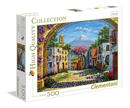 clementoni-35025-puzzle-landscape-chili-boots-500-pezzi-multicolore