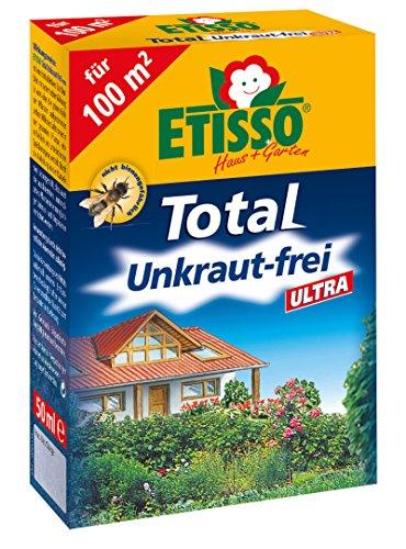 Frunol Etisso Total Unkraut-Frei Ultra 50ml Herbizid Konzentrat