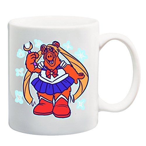 Alf-Tazza, motivo: Sailor Moon