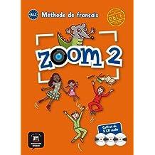 Zoom 2. Pack de 3 CD audio (Fle- Texto Frances)