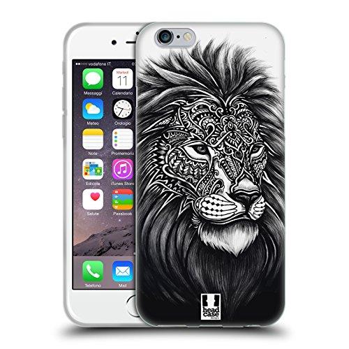 head-case-designs-lowe-kunstvolle-tierwelt-soft-gel-hulle-fur-apple-iphone-6-6s