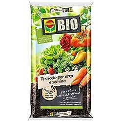 Bio Terreau pour potager et ensemencement 20 l