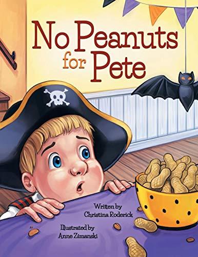 No Peanuts for Pete (Kinder Für Halloween-party-snacks)