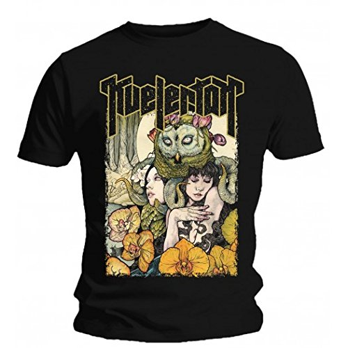 Kvelertak - T-Shirt - Octo piscina multicolore Small