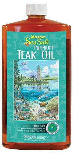 star-brite-sea-safe-teak-oil-low-voc-32-oz-by-star-brite