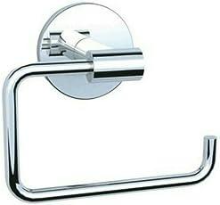 Jaquar Brass Toilet Roll Holder (Chrome)