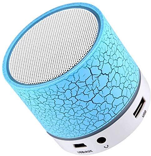 Mini Portable Lighting Speaker - Assorted Colour