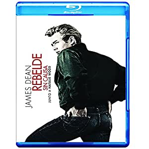 Rebel Without a Cause [Blu-ray] [1956] [US Import]