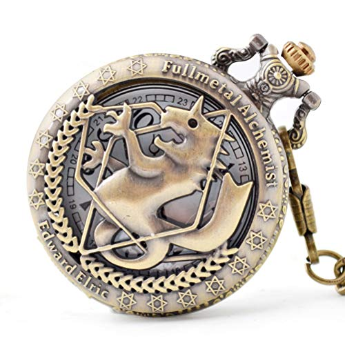 Einfache Seepferdchen Kostüm - GaLon Quarz Taschenuhr, Hippocampus Retro Quarz Taschenuhr Herren Hohl Taschenuhr Cartoon Quarz Taschenuhr Mit Geschenkbox