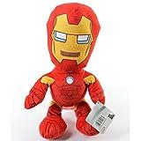 "Marvel Chunky Ironman Super Hero Squad 12"" 30 cm Plush Soft Toy"