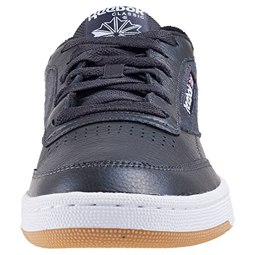 Charcoal 85 Club Chaussures Estl C Reebok Homme Sneaker twXv70q