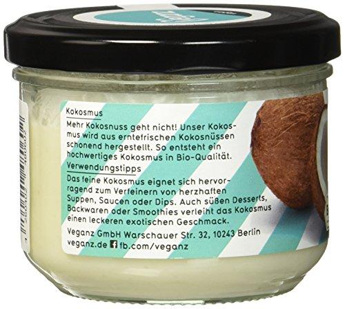 Veganz Kokosmus, 200 g - 5