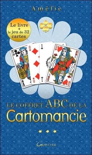 Le coffret ABC de la Cartomancie par Amélie