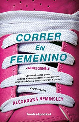Portada del libro Correr en femenino (Books4pocket crec. y salud)