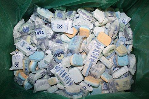 30kg Spülmaschinentabs Bruch Tabs 12in1 ca.1500 Wäschen (Waschen Ca)