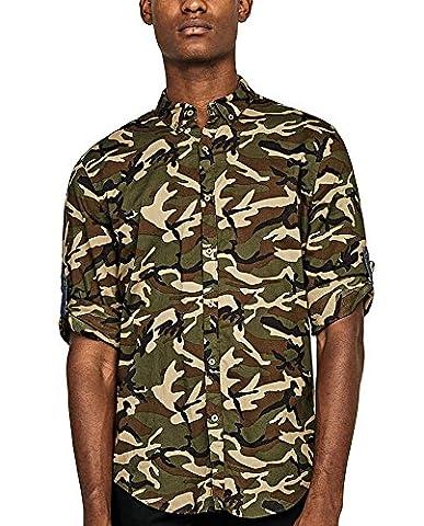 Zara Homme Chemise camouflage 7545/347 (Medium)