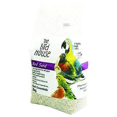 Happy Pet Bird Sand 2kg from Happy Pet Products Ltd