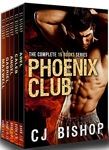 PHOENIX CLUB: The Complete 15 Books Series Test