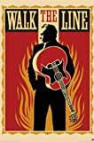 Empire 262905 Walk The Line Joaquin Phoenix Jonny Cash Musik Poster - 61 x 91.5 cm