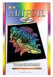 Mammut 8280541 - Artfoil Rainbow-Schmetterling, ca. 25,5 x 20,4 cm