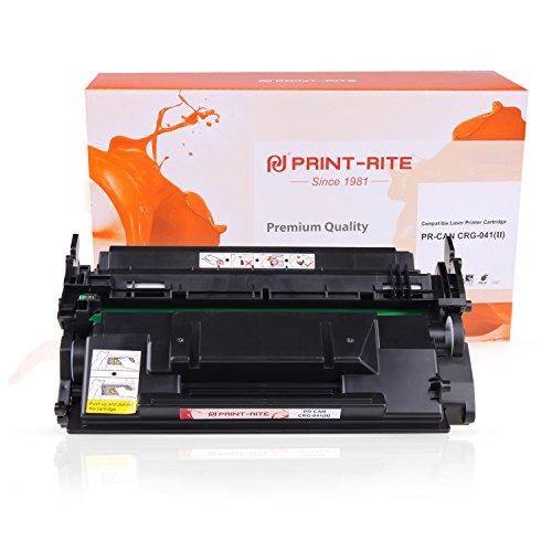 Print-Rite LBP312 cartucho de tóner Canon 041 negro 10000 páginas para Canon I-SENSYS LBP312X impresora