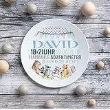 Teller Kinderteller Melaminteller Kunststoffteller David