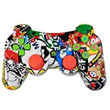 vkospy Bluetooth Senza Fili del Gioco Wireless Controller Joystick Gamepad per PS3 Video Games Comando Joystick
