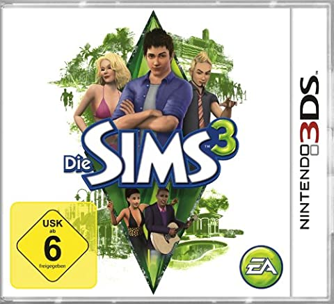 Die Sims 3 3D [Software Pyramide] (3ds Sims 3)