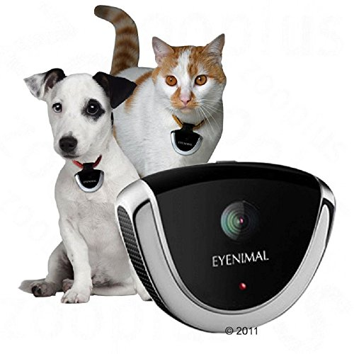 Dog and Cat Collar Camera Microphone