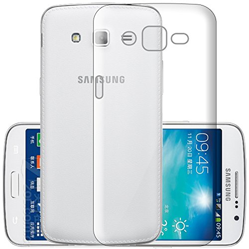 Samsung Galaxy Grand 2 G7106 Case Hard Back Cover ,Lightweight,Shock Absorbing Transparent Hard Back Case Cover  available at amazon for Rs.190