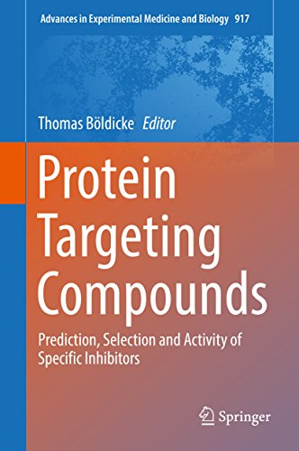 Protein Targeting Compounds: Prediction, Selection and Activity of Specific Inhibitors (Advances in Experimental Medicine and Biology) (Phosphatase-inhibitor)