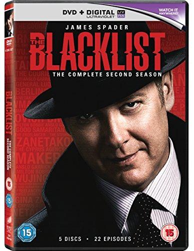 Blacklist, the - Season 02 [5 DVDs] [UK Import] Preisvergleich