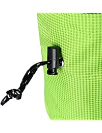 Tradico® 1pcs Rock Climbing Chalk Bag With Quick-Clip Belt For Gym Bouldering Green