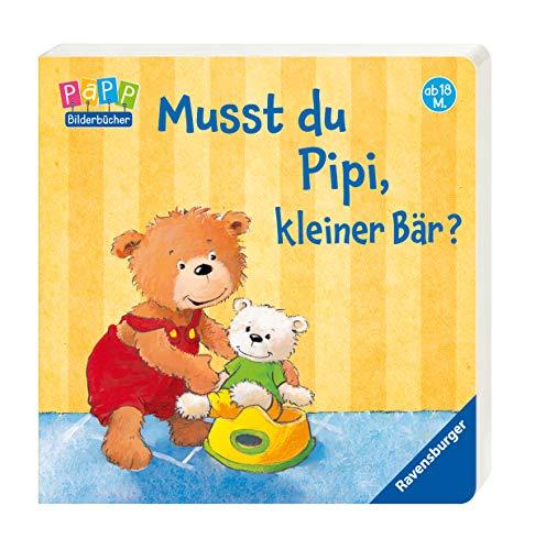 Musst du Pipi, kleiner Bär? (Musik Töpfchen-training)