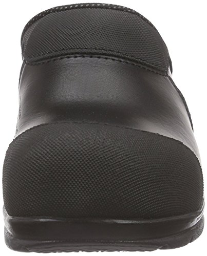 Sanita Safety Clog Open-Sb, Sabots Mixte Adulte Noir - Schwarz (Black 2)