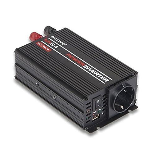 ECTIVE MI-Serie | Wechselrichter 12V zu 230 V | 7 Varianten: 300W - 3000W | Spannungswandler / Power Inverter