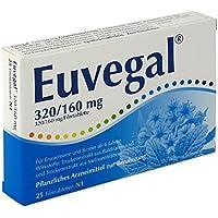 Euvegal 320/160 mg Filmtabletten 25 stk preisvergleich bei billige-tabletten.eu