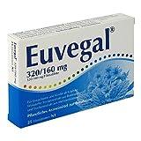 Euvegal 320/160 mg Filmtabletten 25 stk