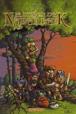 Le Donjon de Naheulbeuk - deuxieme saison part 1- Tome 3